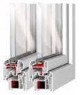 Plastová okna Ekosun 70 3D